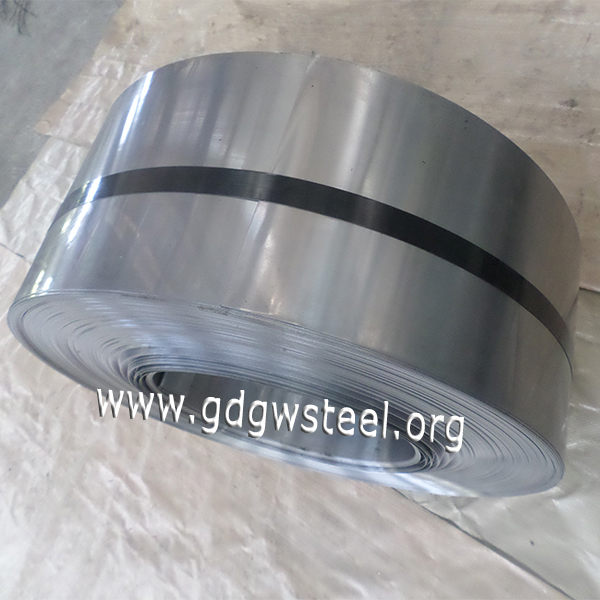 SAE1075  cold rolled  annealed steel strip coil